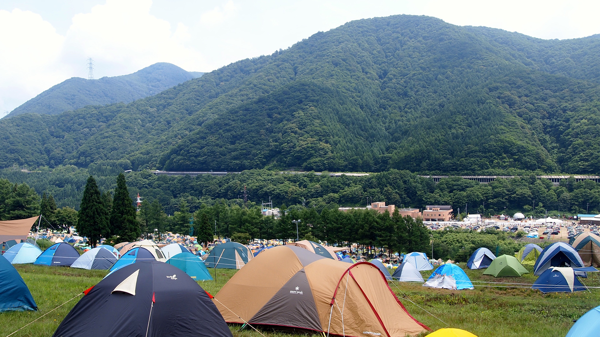 2013 Fuji ROck 3