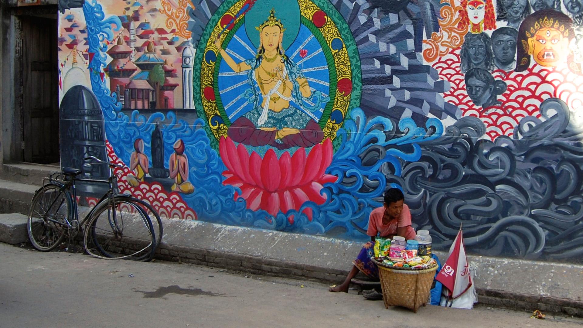 2013 Nepal Kathmandu