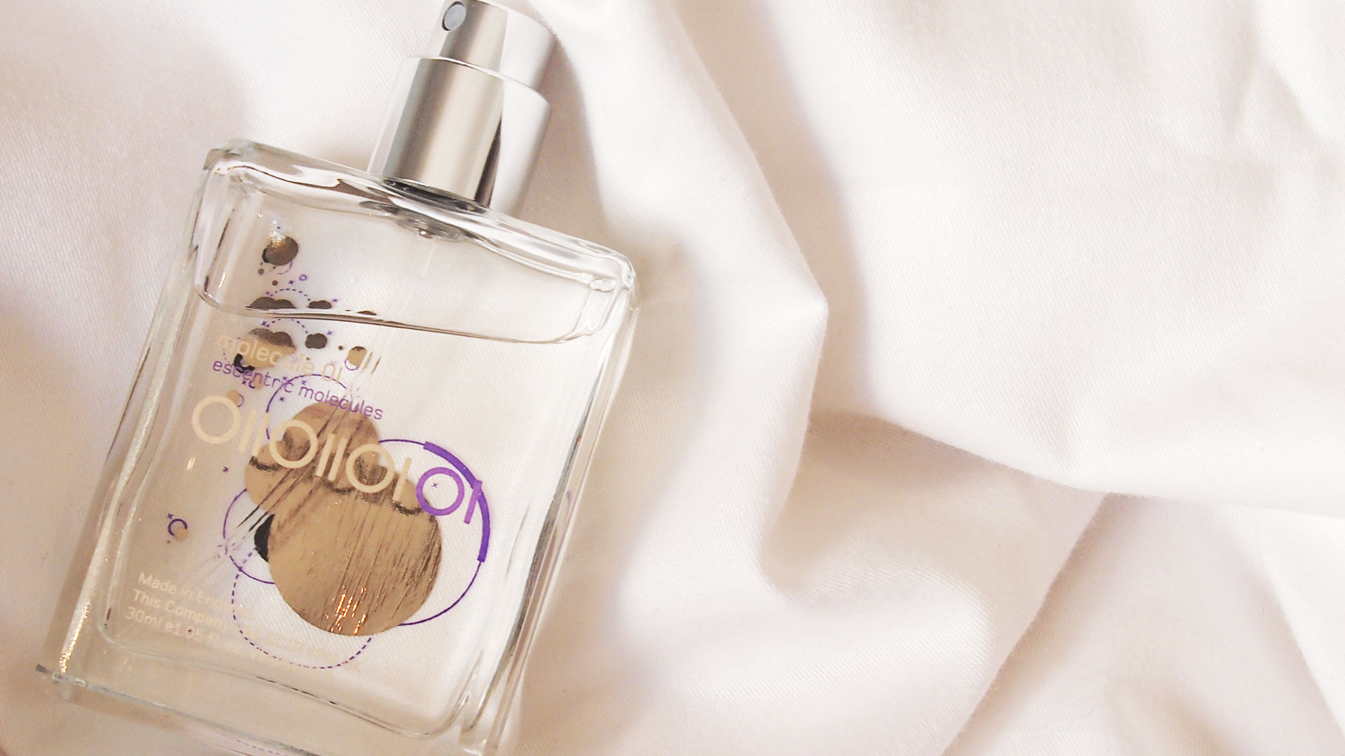 Molecule 01: a Smell Revolution?